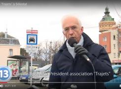A regarder : reportage de TV2COM sur Trajets