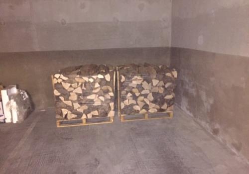 Commande spéciale bois de chauffage Colmar