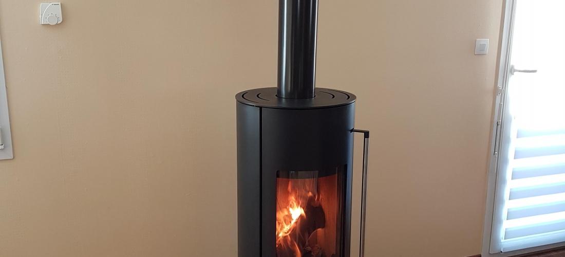 tubage exterieur pour poele a bois 28 images cheminee insert poele bois pellet reg d 233  # Tubage Cheminée Poele A Bois