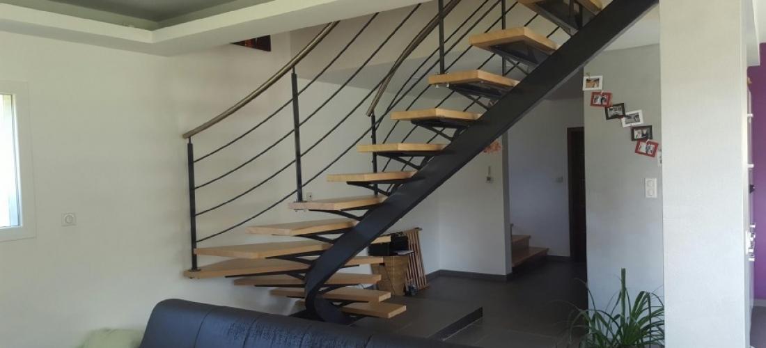 Escalier modulaire vs limon central 28 images escalier for Escalier modulaire pas cher